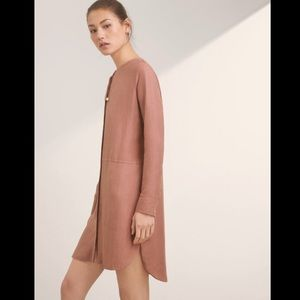 Wilfred    Bossut dress - ASHEN